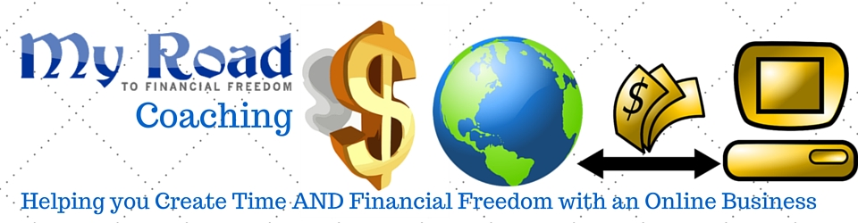 My Road to Financial Freedom Coaching